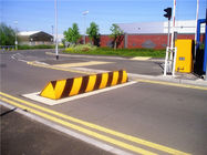 Customized automatic road blocker , Traffic Control System Rising Steps 3m to 6m lenght