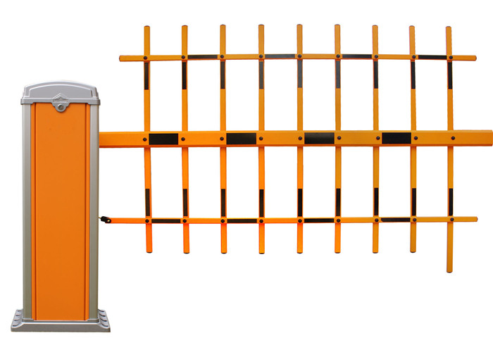 Vehicle Traffic Automatic Barrier Gate With Skirt Apply To Car Access Control